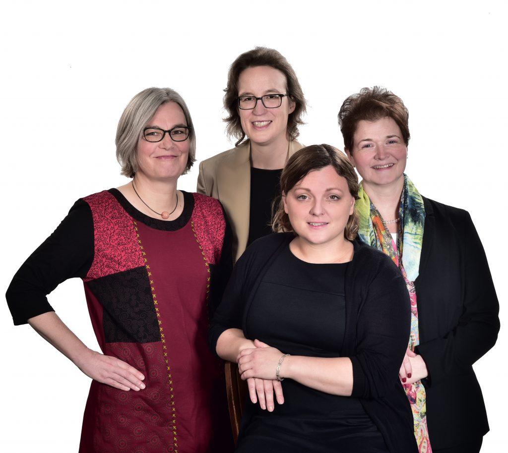 Gruppenbild der Stiftungsmitglieder